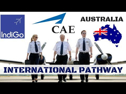 COMMERCIAL PILOT TRAINING IN AUSTRALIA MELBOURNE | INDIGO CADET PROGRAM INTERNATIONAL PATHWAY | CPL