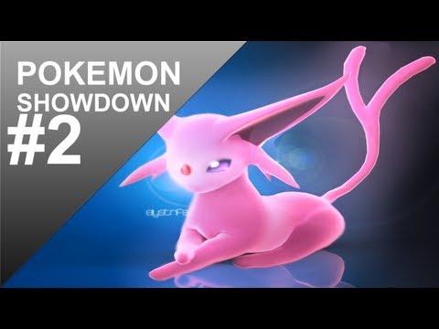 Pokemon Showdown 2:Espeon The Psychological Soul