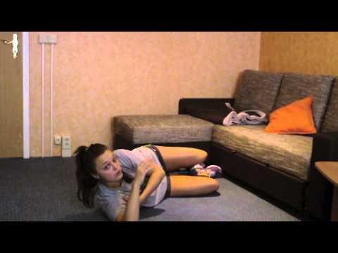 Tennis Ball Massage For Shoulder Pain: Infraspinatus