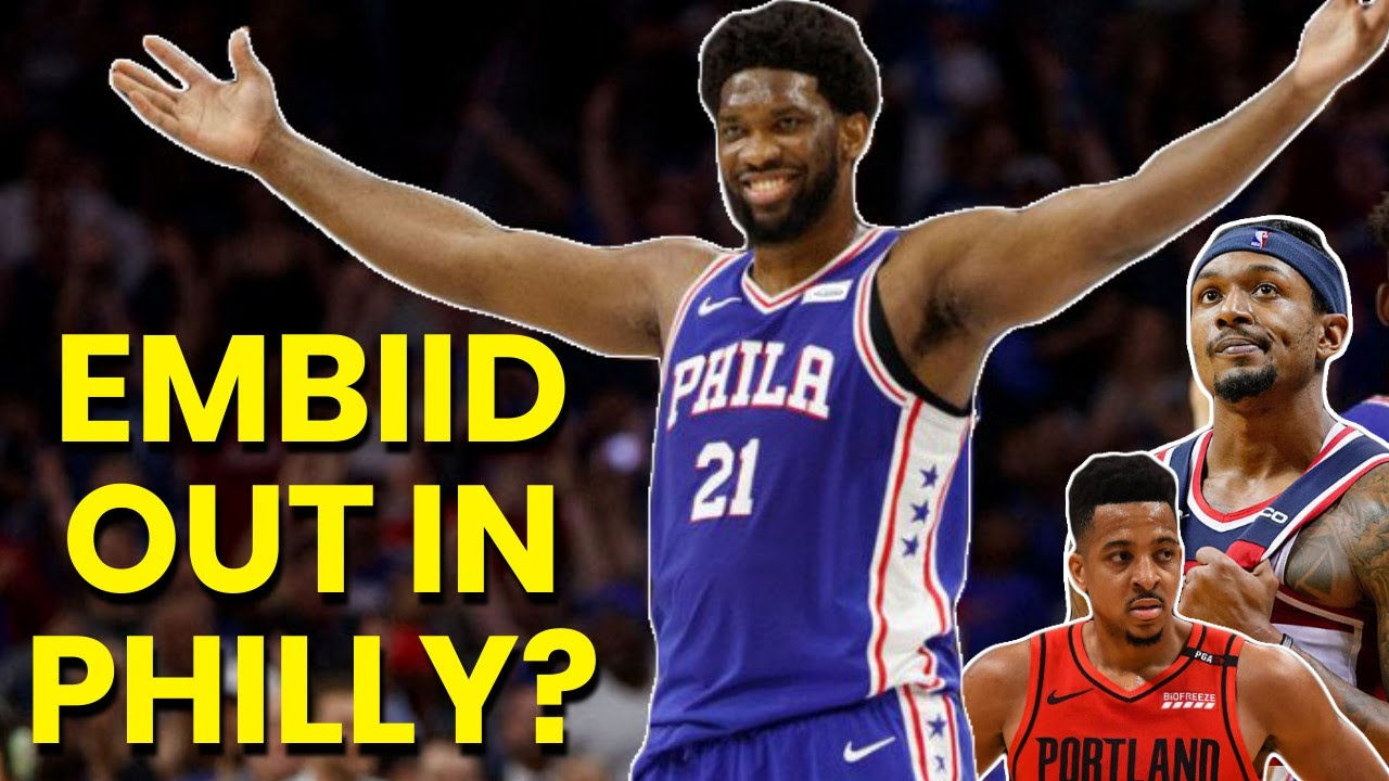 JOEL EMBIID TRADES! Three Embiid Trades The Sixers Can Do To Maximize Ben Simmons!!
