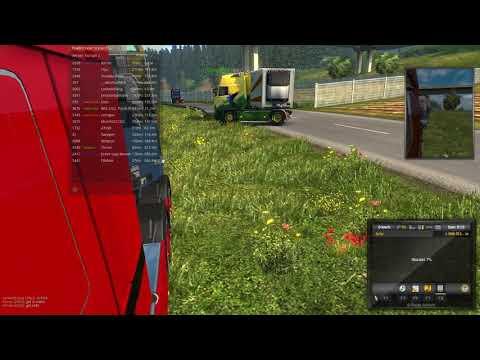 TruckersMP Report: Serhat_34 & BRC-LOG  Paulo PH *-*
