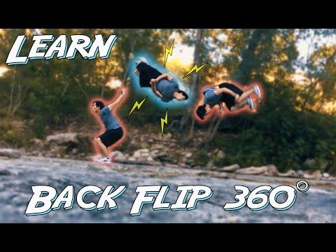 How to Standing Back Full / Backflip 360 | Tutorial