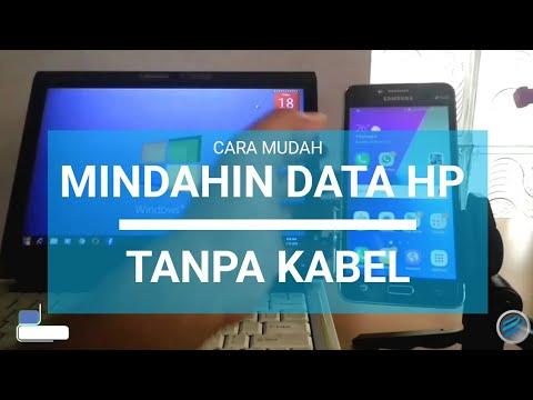 CARA MINDAHIN DATA HP TANPA KABEL | Ga Pakai Lama
