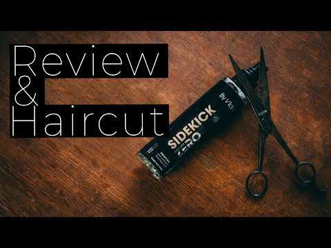 Men's Hair 2018 l Modern Quiff Haircut with Highlights l By Vilain Sidekick ZERO