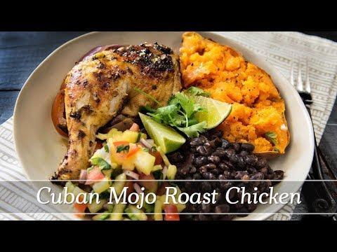 Cuban Mojo Roast Chicken