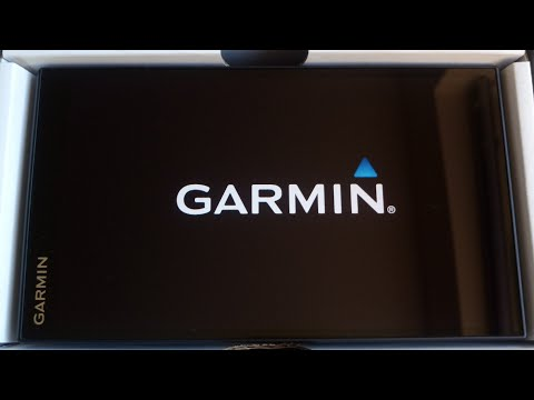 Garmin 61 Reset to factory settings