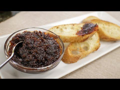 Thai Chili Paste/Chili Jam Recipe (Nam Prik Pao) นำ้พริกเผา - Hot Thai Kitchen
