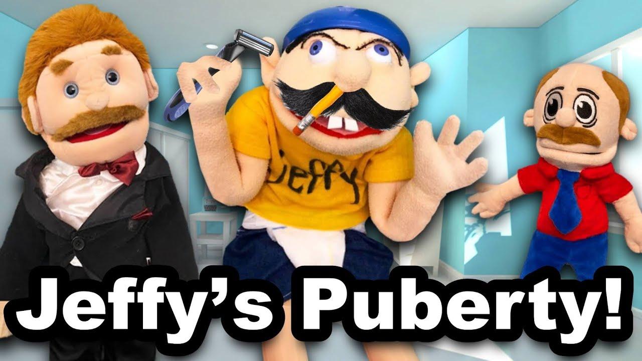 SML Movie: Jeffy's Puberty!