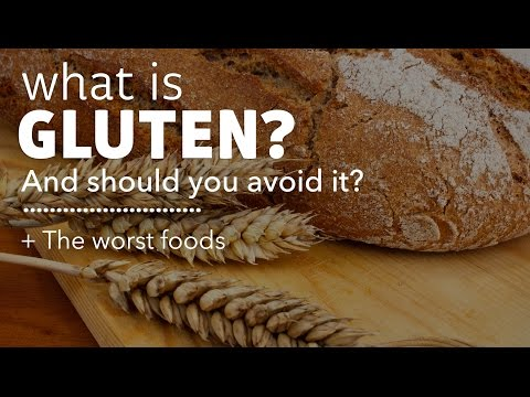 What is Gluten and Should It Be Avoided? (+ The Worst Foods)