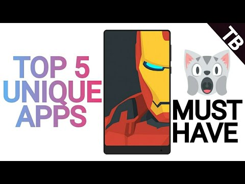 Top 5 Best Android Apps 2018 Must Have