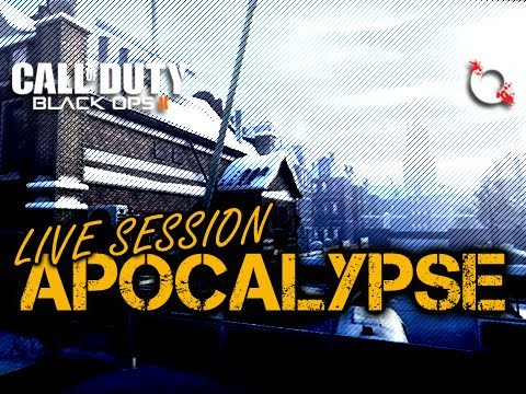 Apocalypse Live! FROST: Game 3 (CALL OF DUTY BLACK OPS 2)