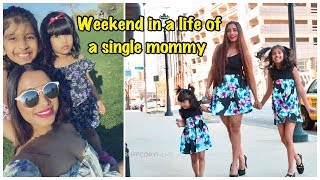 A Weekend In A Life Of A Single Indian Mommy.