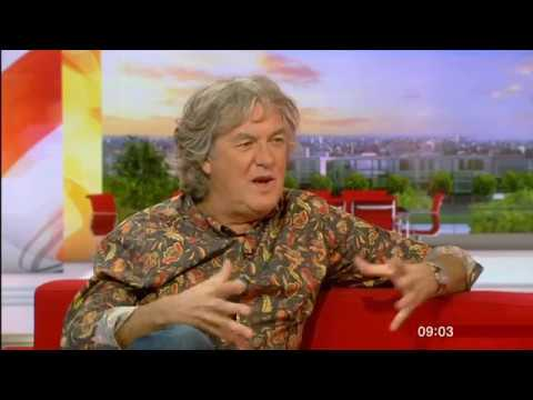 GRAND TOUR 2 v TOP GEAR James May Interview