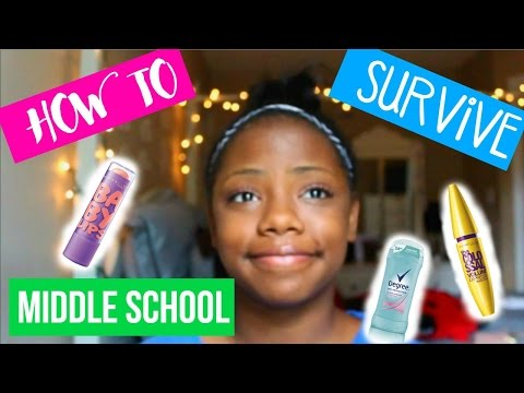 How To Survive Middle School | Essentials & Tips