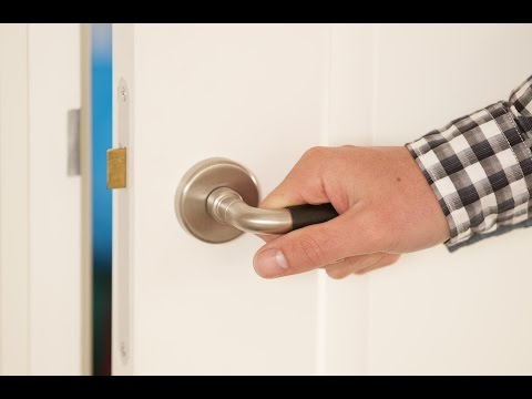 How To Open a Door Without a Key