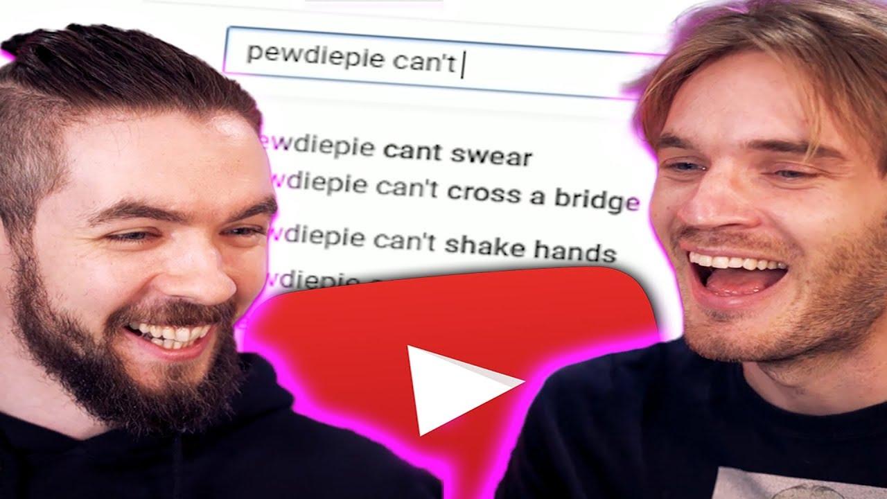 Youtube Feud w/Felix