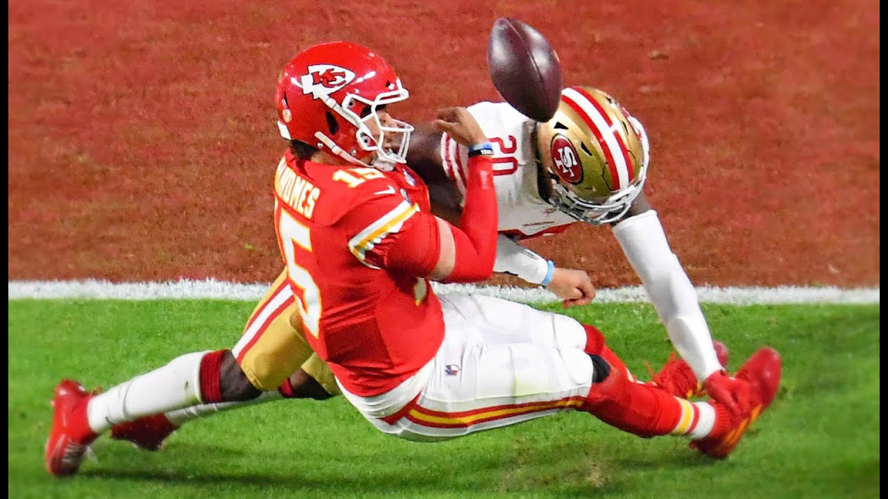 NFL Biggest Hits on Star Players