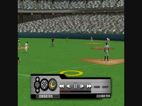MVP Baseball 2005 A Runner Scored On An Error 4