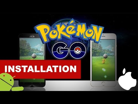 Pokemon GO - Installation Guide for every Smartphone - IOS & Android !