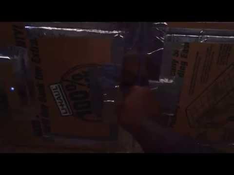DIY Mini Veg Box