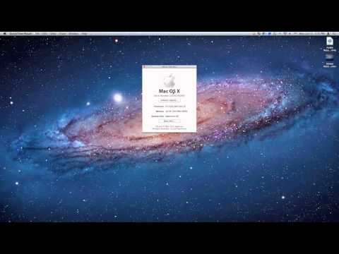 Finding your serial number on your Mac