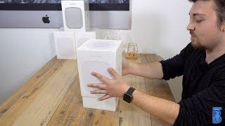 Apple HomePod (weiß) Unboxing und erster Eindruck! - touchbenny
