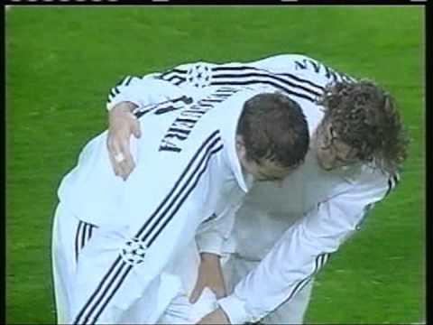 2002 February 27 Porto Portugal 1 Real madrid Spain 2 Champions League