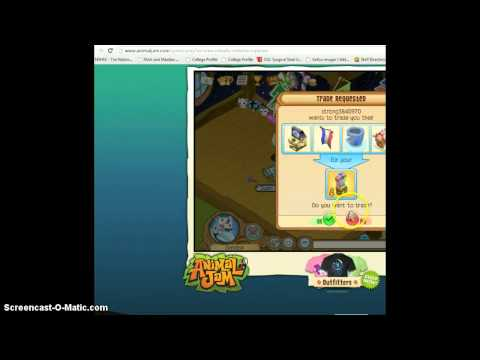 Animal Jam-how to say the tm symbol!