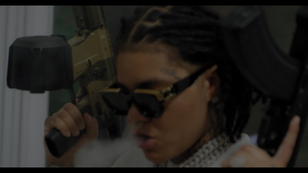 """Young M.A """"Beatbox Freestyle"""" (Official Music Video)"""