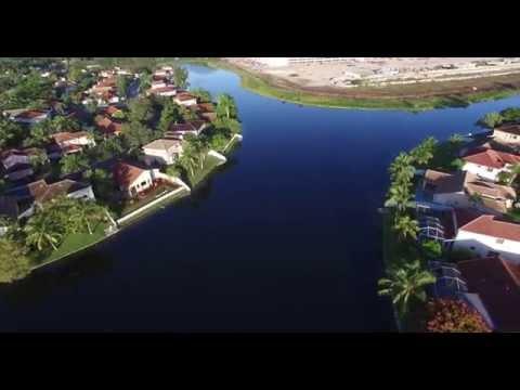 4K American Express New Site Sawgrass Florida DJI