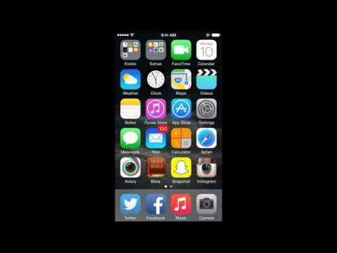 How to email photos from your iPod touch