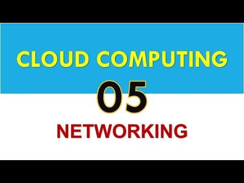 Networking  05 Cloud Computing For Beginners