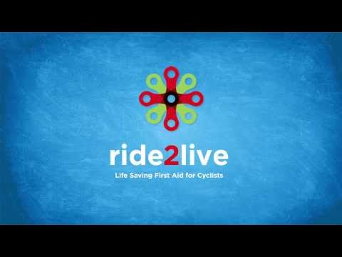 Ride2Live: Lifesaving first aid for cyclists
