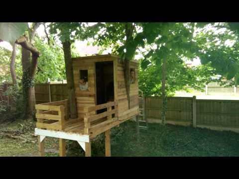 From Pallets to Treehouse II