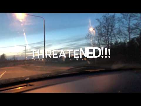 I was threaten of Asphalt scam workers from Ireland and had to drive of!