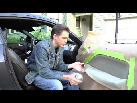 2007 Mustang Door Panel Fix Tutorial