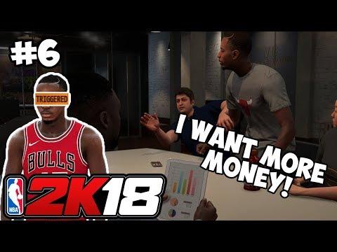 NBA 2K18 Gameplay My Career - GATORADE & REESE'S ENDORSEMENT! Demar Derozan Pulls Up