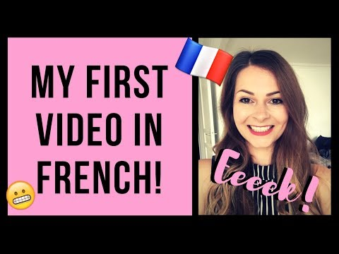 Learning French As An Adult: How NOT to do it! My French learning story (English subtitles)