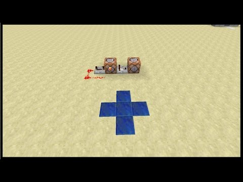 Minecraft Detector/Invisible Pressure Plate || Minecraft Tutorial