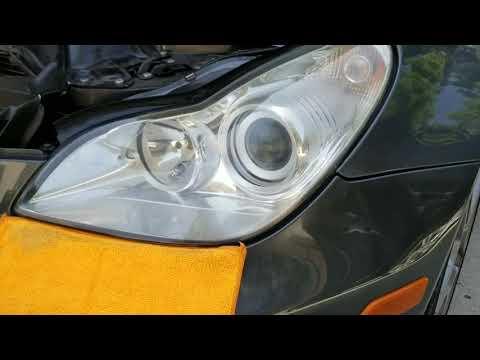 Cheap & easy steps for head lights restore