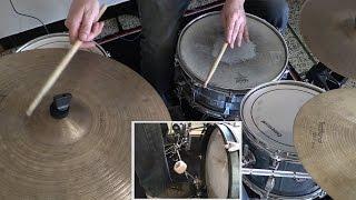 Samba classic drum lesson