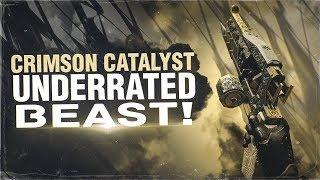 how to get crimson catalyst destiny 2