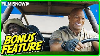 JUMANJI: THE NEXT LEVEL | Special Features Preview [Blu-Ray/DVD 2020]