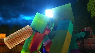 """♫ """"Never Stop Farming"""" - Minecraft Parody of Never Forget You by Zara Larsson, MNEK (Music Video) ♫"""