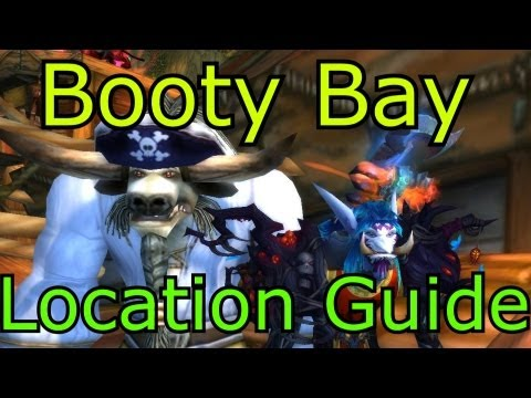 How To Get To Booty Bay As Alliance or Horde WoW MoP Guide