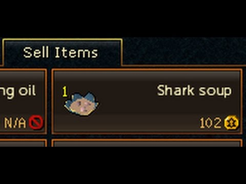 Shark Soup Quick Run Through and I Mean Quick