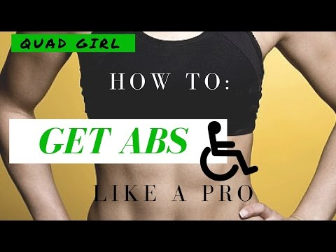 Quad Girl: Six Pack Abs Overnight!