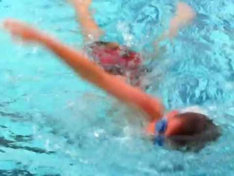 Swimming June 22