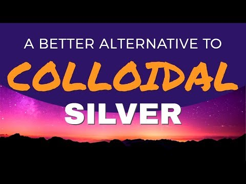Colloidal Silver Vs Structured Silver Liquid Water