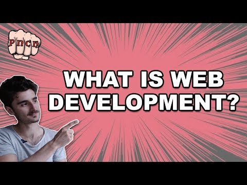 What is Web Development - Coding explained for newbies